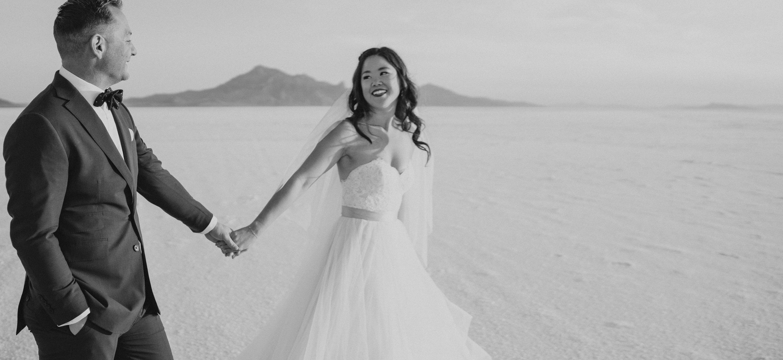non-traditional wedding photography