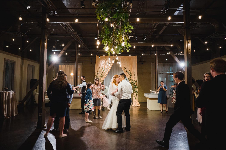 Pierpont Place wedding photo