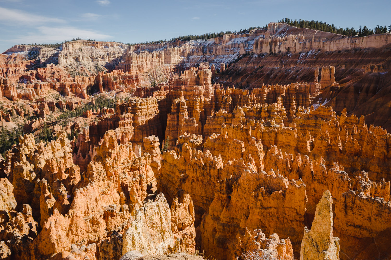 Bryce Canyon elopement epic rock landscape photo