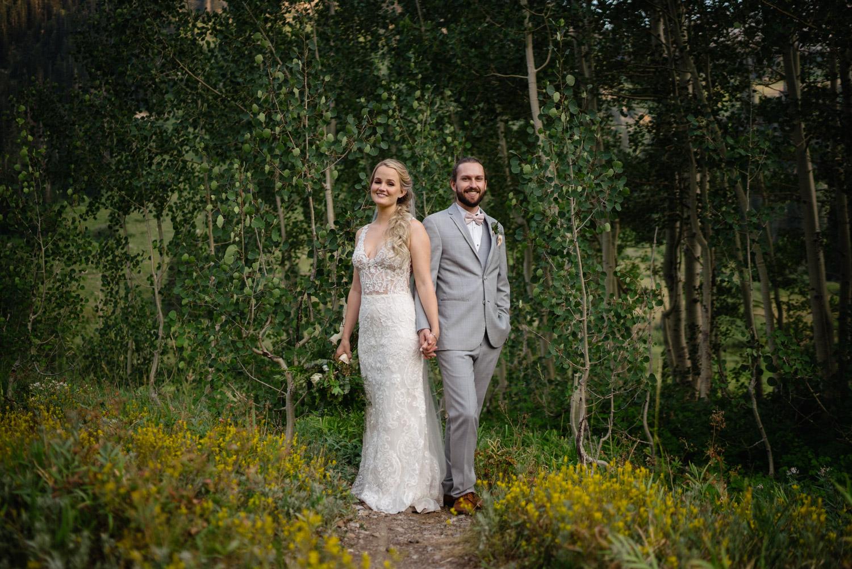 Wedding at Alta Lodge