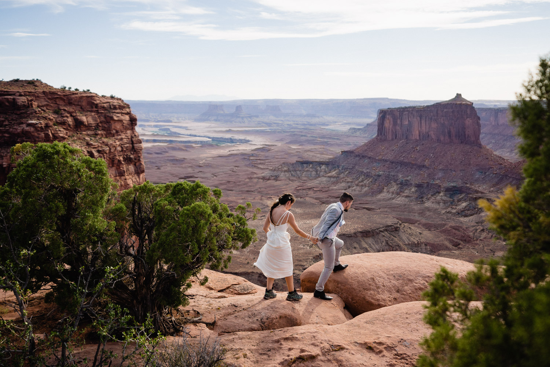 Canyonlands Dress