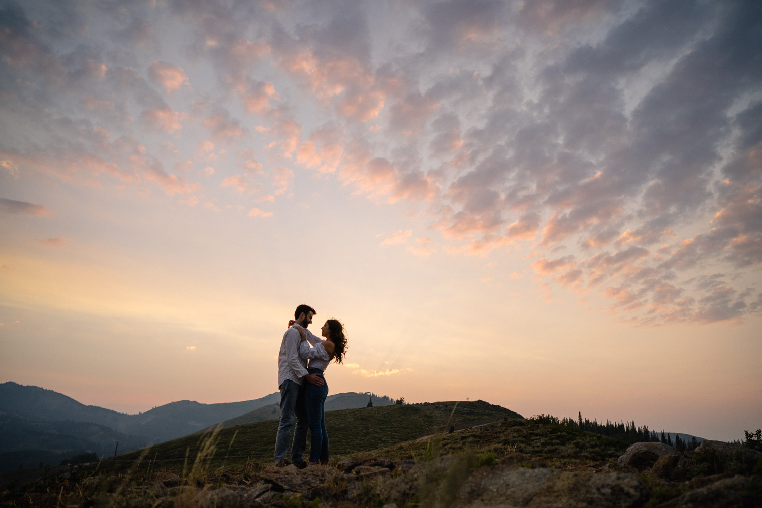 Empire Pass Engagement Session